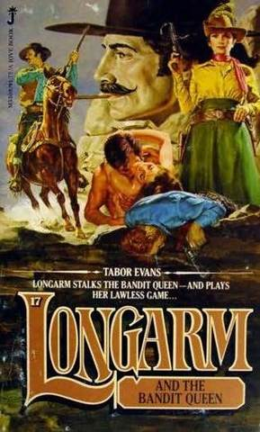 Longarm and the Bandit Queen