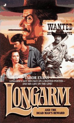 Longarm and the Dead Man's Reward