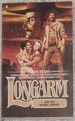 Longarm and the Desert Damsel