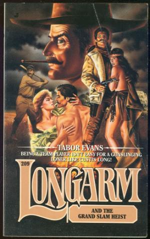 Longarm and the Grand Slam Heist
