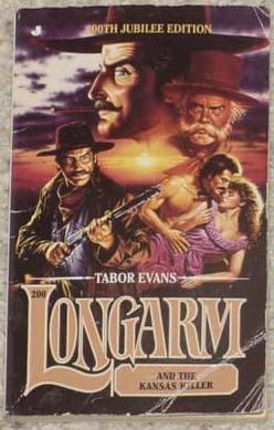 Longarm and the Kansas Killer