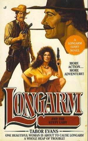 Longarm and the Lusty Lady