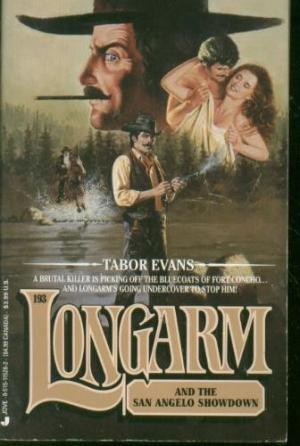 Longarm and the San Angelo Showdown