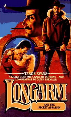 Longarm and the Secret Assassin