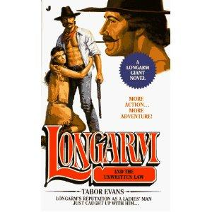 Longarm and the Unwritten Law