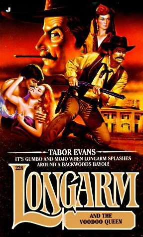 Longarm and the Voodoo Queen