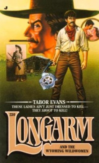 Longarm & the Wyoming Wildwomen