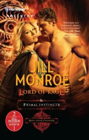 Lord of Rage [omnibus]