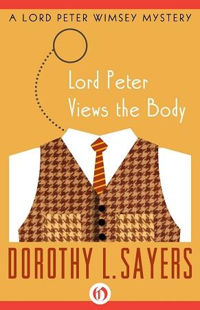 Лорд Питер осматривает тело