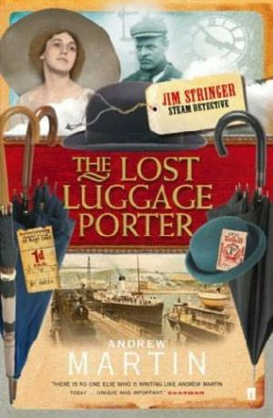 Lost baggage porter
