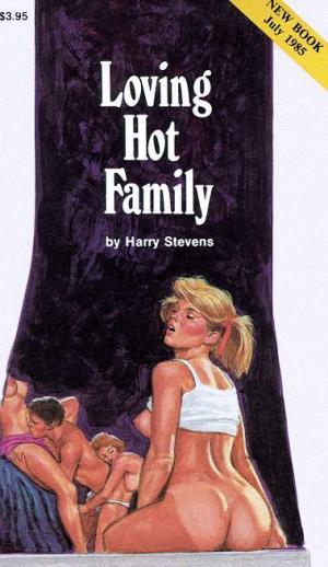 Loving hot family