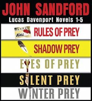 Lucas Davenport Novels 1-5