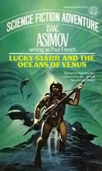 Lucky Starr And The Oceanf Of Venus
