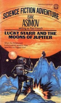 Lucky Starr The And The Moons of Jupiter