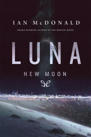 Luna. New Moon
