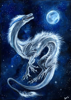 Лунный дракон (СИ)