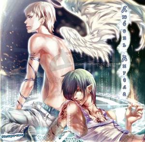 Любовь Ангела (СИ)