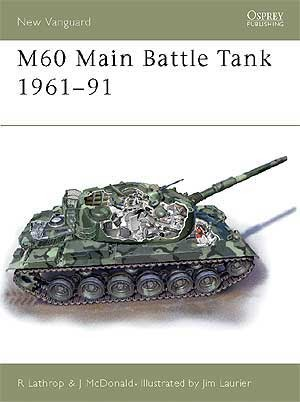 M60 Main Battle Tank 1960-91
