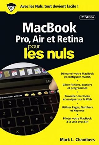 MacBook pour les Nuls [2e édition]