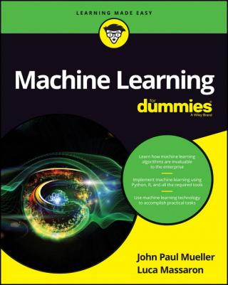Machine Learning For Dummies®