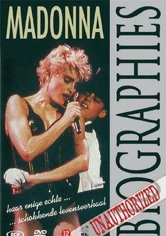 Мадонна — неавторизированная биография