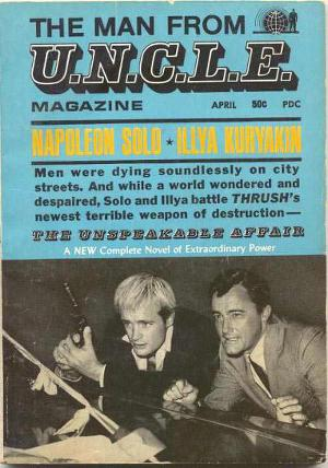 [Magazine 1966-­04] - The Unspeakable Affair
