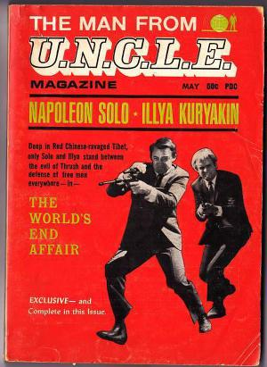 [Magazine 1966-­05] - The World's End Affair