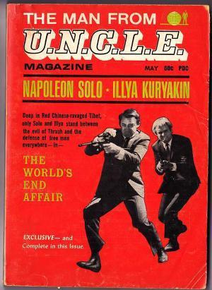 [Magazine 1966-05] - The World's End Affair