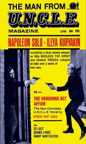 [Magazine 1966-­06] - The Vanishing Act Affair
