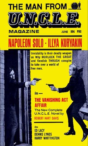 [Magazine 1966-06] - The Vanishing Act Affair