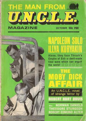 [Magazine 1966-­10] - The Moby Dick Affair