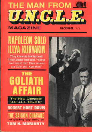 [Magazine 1966-­12] - The Goliath Affair