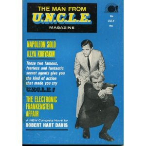 Magazine 1967-­07] - The Electronic Frankenstein Affair
