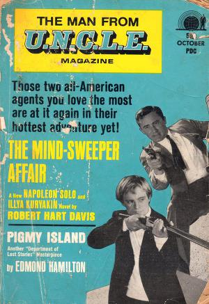 [Magazine 1967-­10] - The Mind-­Sweeper Affair
