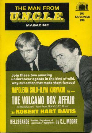 [Magazine 1967-­11] - The Volacano Box Affair