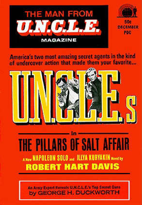 [Magazine 1967-­12] - The Pillars of Salt Affair