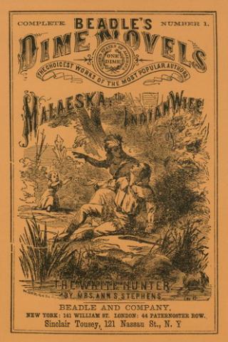 Малеска - индейская жена белого охотника