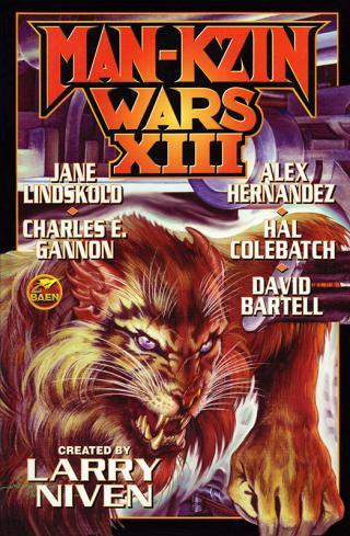 Man-Kzin Wars – XIII