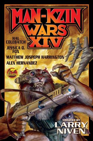 Man-Kzin Wars – XIV