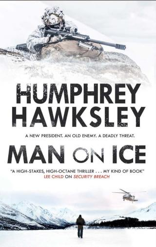 Man on Ice: Russia vs the USA - in Alaska