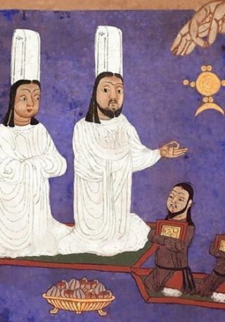 Манихейство, как религия постмодернизма