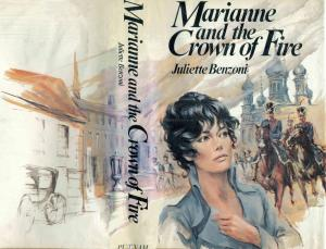 Marianne and the Crown of Fire