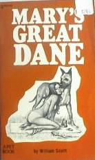 Mary's great dane