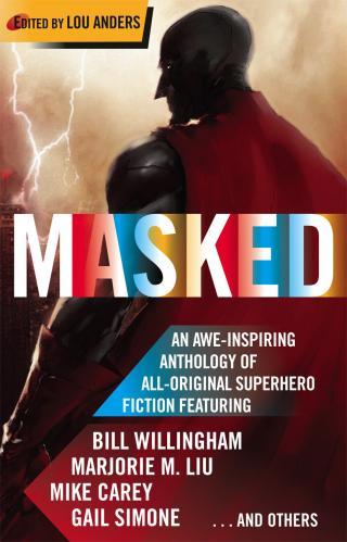 Masked [антология]