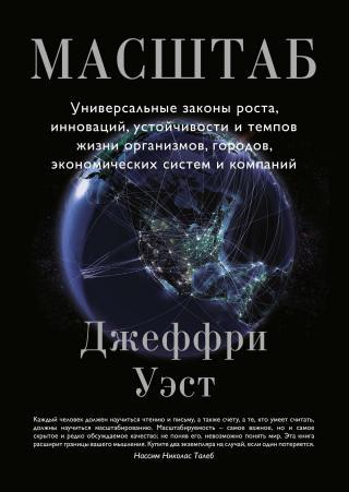 Масштаб. Универсальные законы роста, инноваций, устойчивости и темпов жизни организмов, городов, экономических систем и компаний [litres]