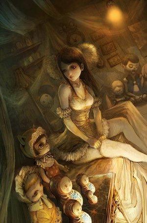 Мастер кукол (СИ)