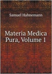 Materia Medica Pura