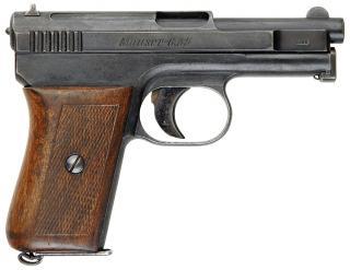 Mauser 1914 Разборка