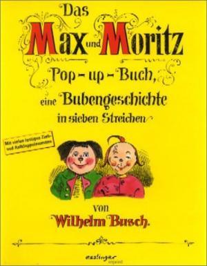 Max und Moritz [с иллюстрациями]