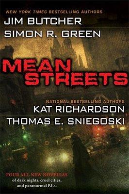 Mean Streets [Omnibus of novels]